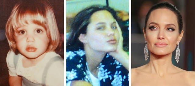 Как изменились звездные девушки Голливуда с годами 🧐
