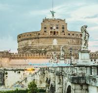 Logo Vinci gratis ''Una notte da Imperatore'' a Castel Sant'Angelo
