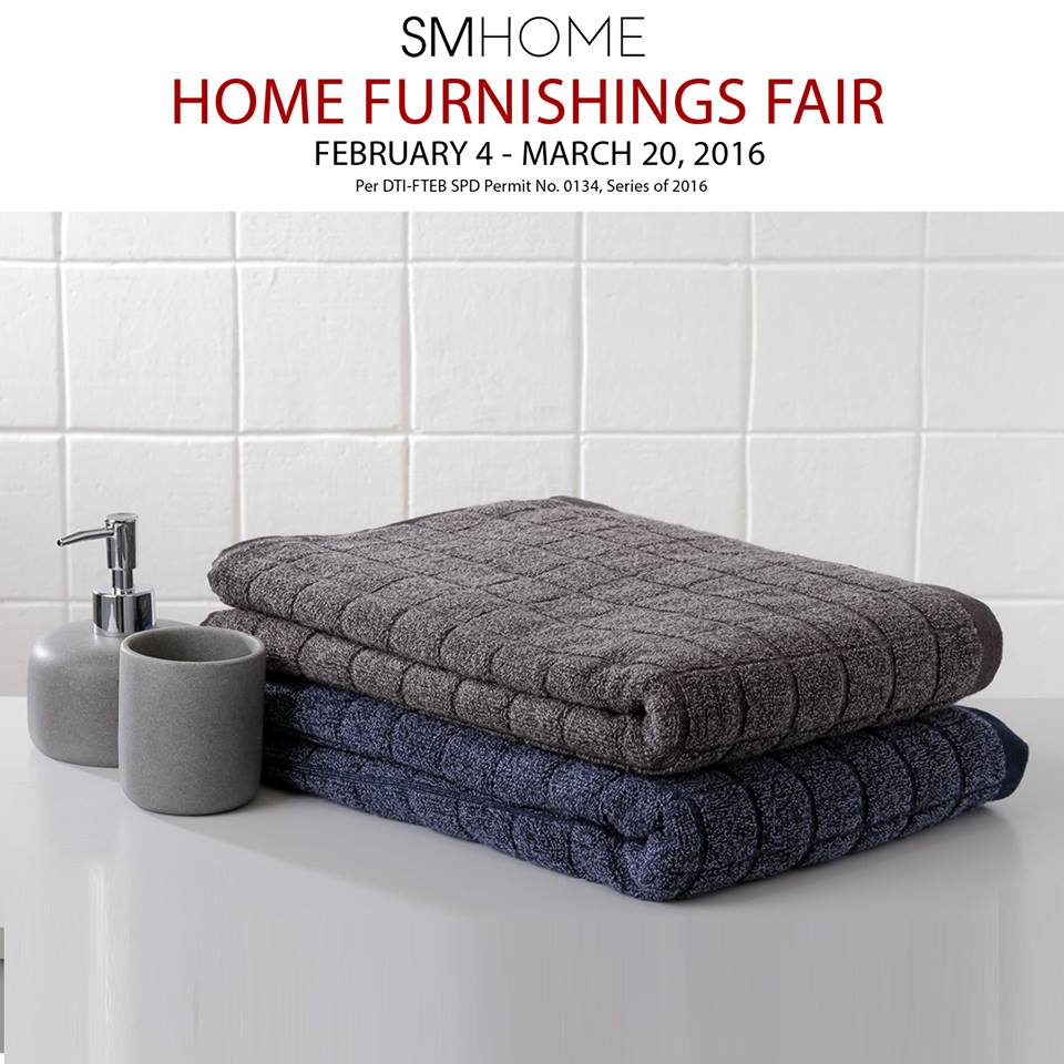 Manila Shopper Sm Home Furnishings Sale February March 2016