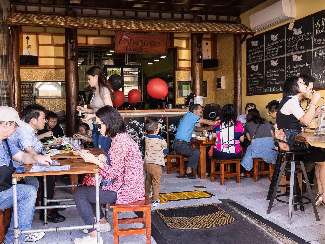Vietnamese Street Food Marrickville
