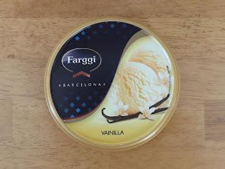 Faggi アイスクリーム バニラ味