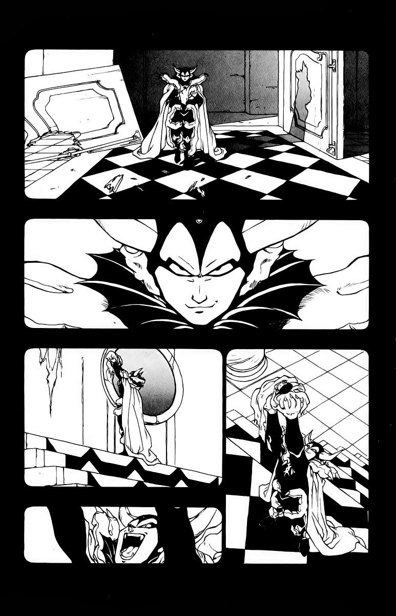 Dragon Quest: Emblem of Roto chap 34 trang 22