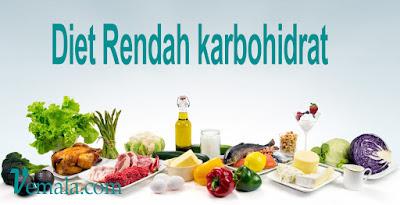 Tips Diet Rendah Karbohidrat ( Low Carb Diet )