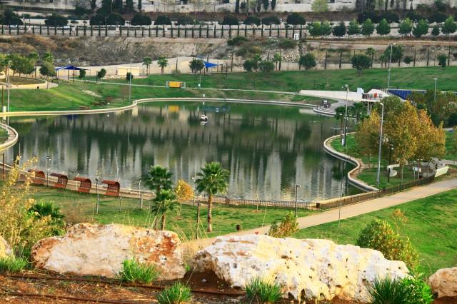 פארק ענבה מודיעין, צילום אורנה לבנה