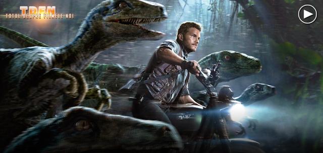 Vezi cum ia naştere dinozaurul Indominus Rex in trailerul final pentru Jurassic World