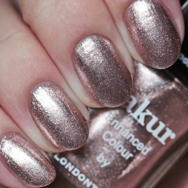 Lakur Enhanced Colour by Londontown Kissed by Rose Gold