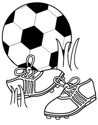 Resultado de imagem para desenho futebol
