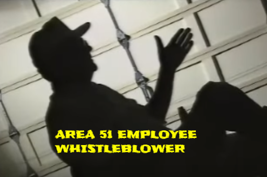 Area 51 employee whistleblower talking about working side by side with an Alien Grey at Area 51.