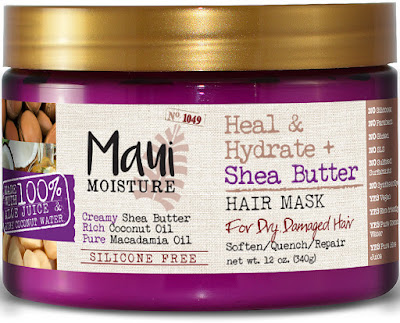 Maui Moisture Heal & Hydrate Shea Butter | Review