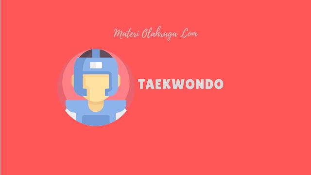 5+ Teknik Olahraga Beladiri Taekwondo Lengkap beserta Gambar