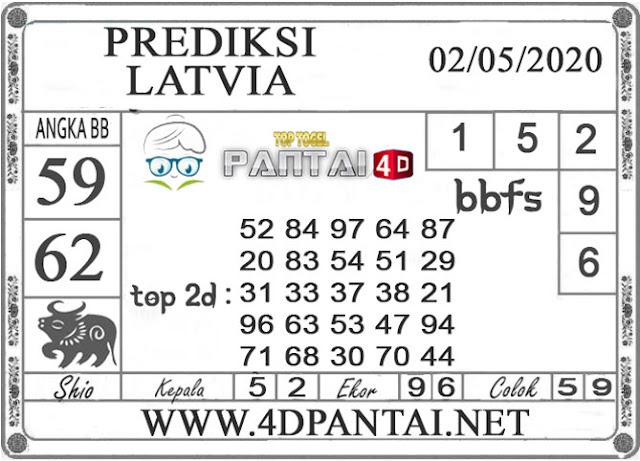 PREDIKSI TOGEL LATVIA PANTAI4D 02 MEI 2020
