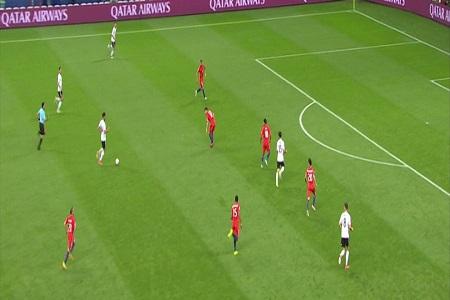 Assistir Alemanha x Chile AO VIVO 02/07/2017