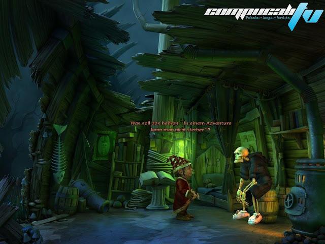 The Book of Unwritten Tales PC Full Descargar Reloaded