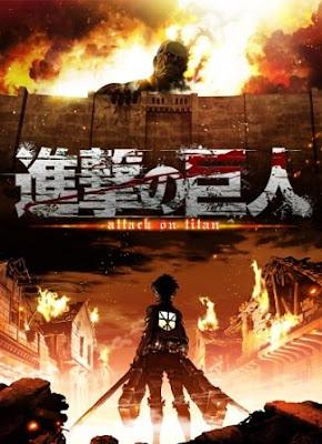 Download Shingeki no Kyojin ( Attack on Titan ) Bahasa Indonesia Batch mp4, mkv, 240p,360p, 480p, 720p, 1080p dan Batch Gratis