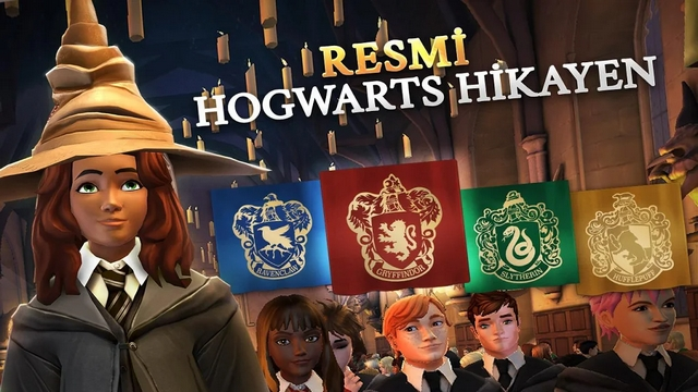 harry potter hogwarts mystery hile