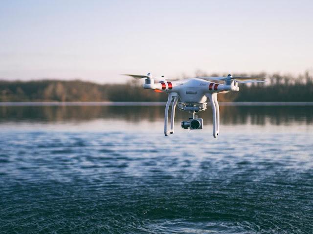 drone fotoğrafları