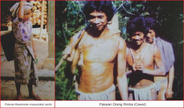 gambar pakaian adat masyarakat jambi