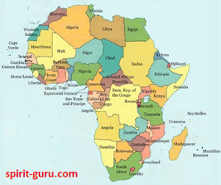 BENUA AFRIKA DAN NEGARA-NEGARANYA