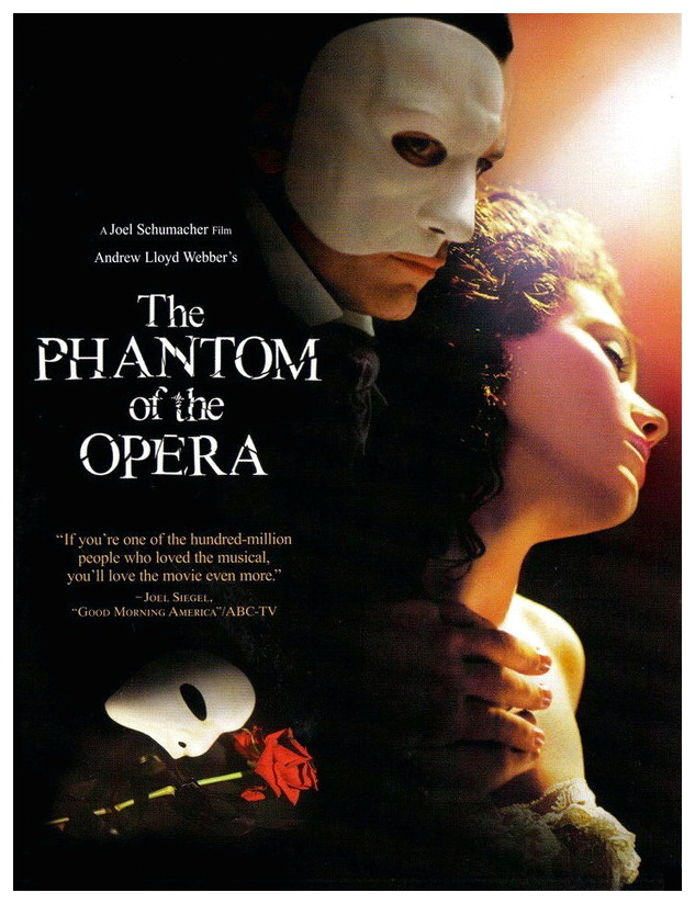 How I learned to love 'The Phantom of the Opera' music while mowing a giant lawn