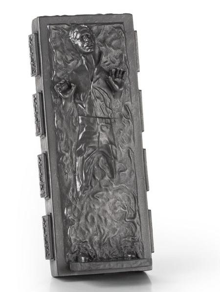Han Solo in Carbonite Mobile Holder