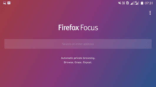 Firefox Focus is Now Available on Android