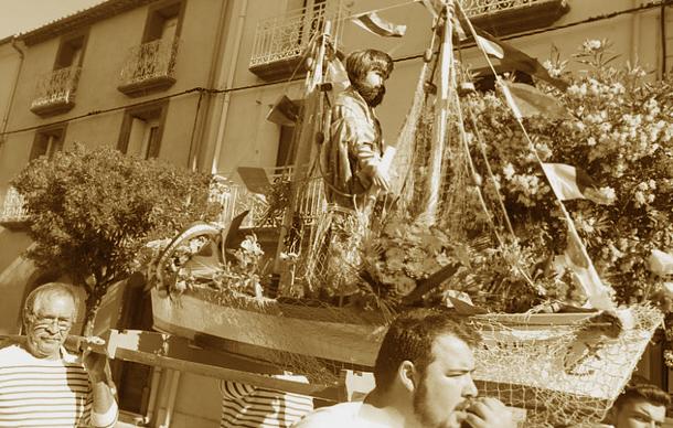 Saint Pierre à Marseillan