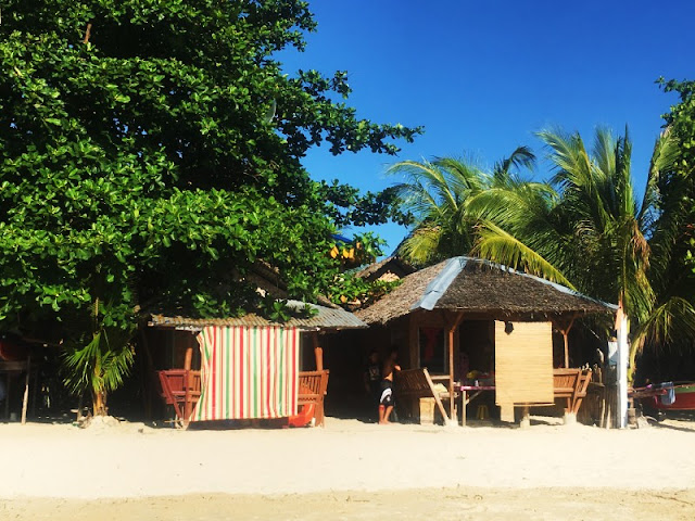 Angie's Beach House Lambug Beach Badian Cebu is one of the best beach resorts in south Cebu