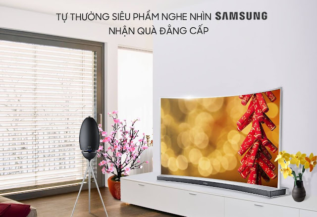 Sản phẩm của Samsung