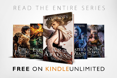 Read the Air Awakens series on Kindle Unlimited!