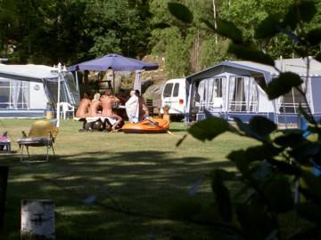 Naken Camping