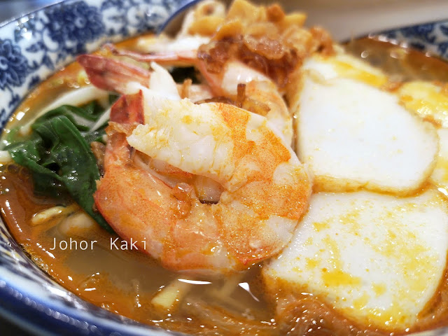 Da Shi Jia Big Big Big Prawn Noodle at Killiney Road Singapore 大食家大大大虾面
