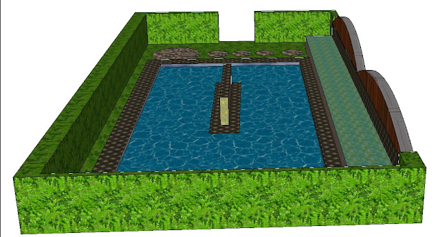 2019 swimming pool design for public and private