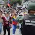Los videos e imágenes de la represión y enfrentamientos