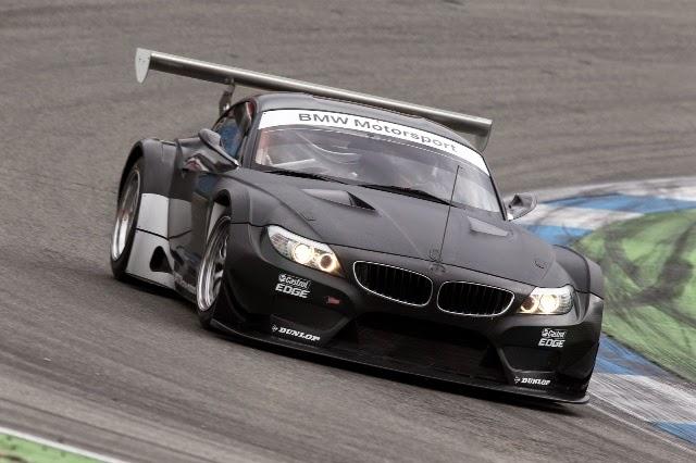 Foto Modifikasi Mobil BMW Z4 Black