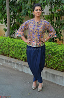 Actress Nikki Galrani at Trailer Launch of movie Team 5 Exclusive Pics ~  028.JPG