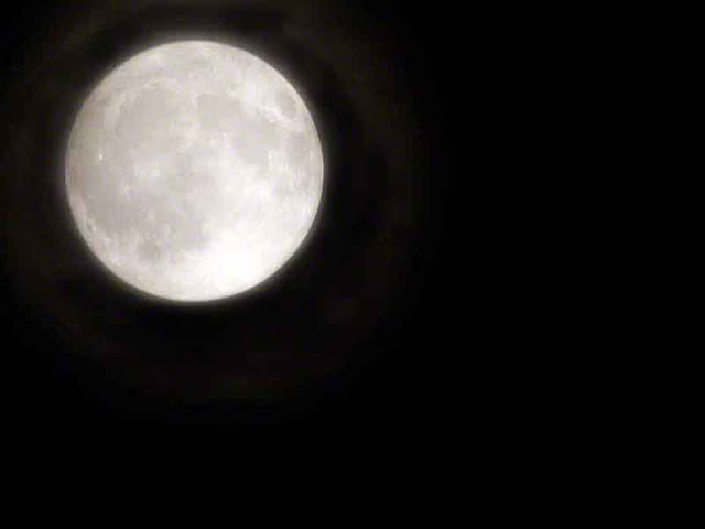 Harvest Moon, full-moon, Okinawa, September 2018