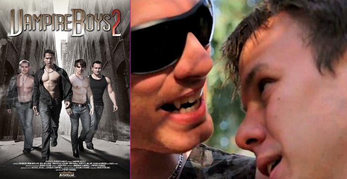 Vampire Boys 2, película