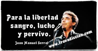 Imagen decorativa de entrada  para la libertad canción