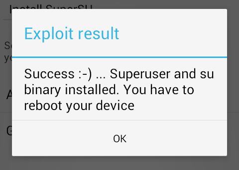 Cara Root Samsung Galaxy Ace 3 GT-S7270 Tanpa PC