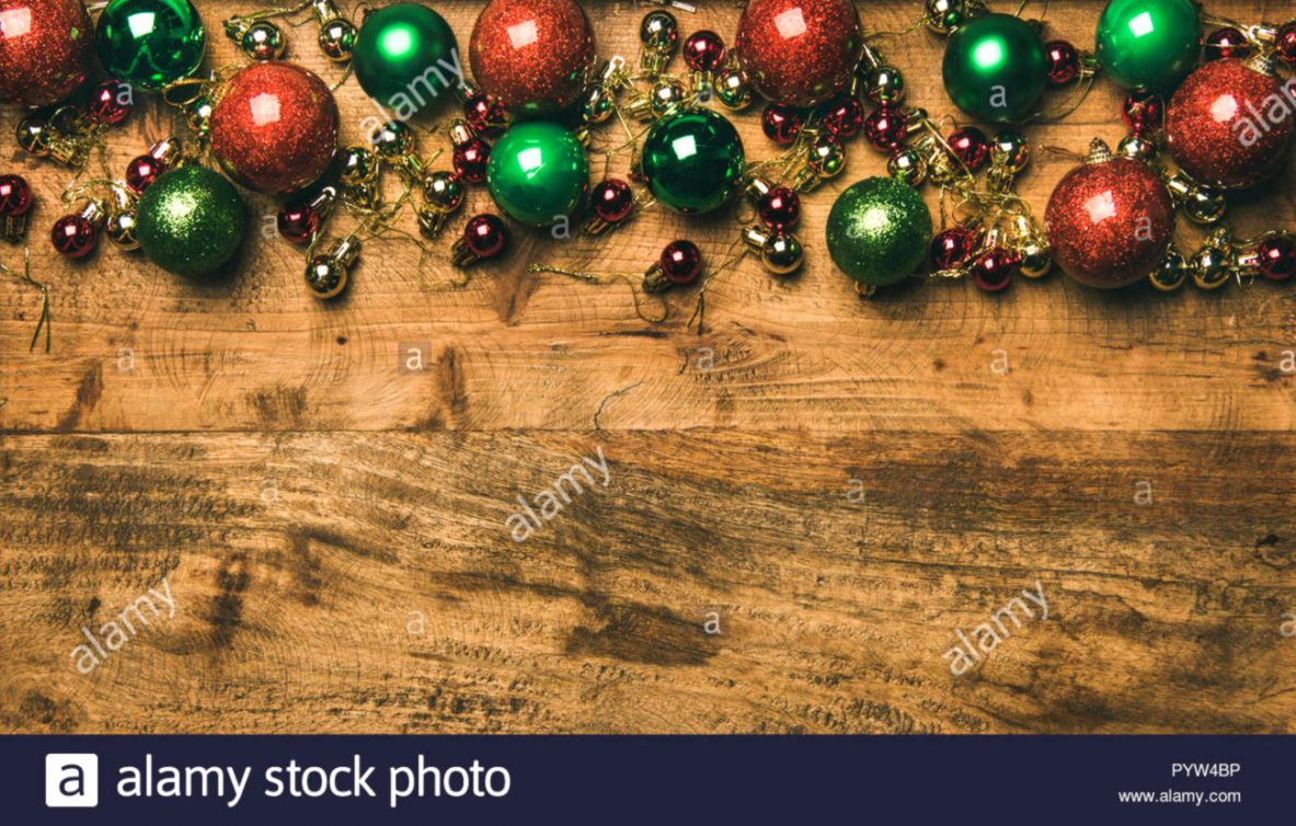 Red Ball Christmas Decoration Wallpaper  Wallpapers Simple
