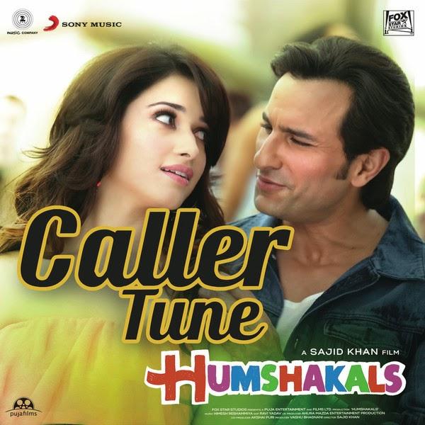 Hindi Mp3 Song Chahunga Main Tujhe Har Dam: Free Download Mp3 Songs & Ghazals: Caller-Tune-Humshakals