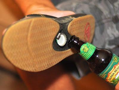 Bottle Opener Sandals
