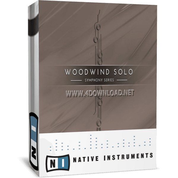 Download Native Instruments - Symphony Series Woodwind Solo KONTAKT Library