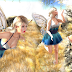 Ibela & Daju/ La Perla/ Kuni & Yulicie - Fantasy Steampunk Fairy/Cinderela Shoes Crystal/ Hair Yuna