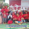 Peringati Hari Pahlawan,  Ksb Dan Bsmi Gelar Acara Donor Darah Dan Pengobatan Gratis