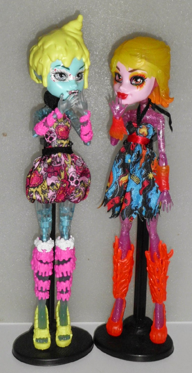 Confessions of a Dolly Lover New Monster High girls