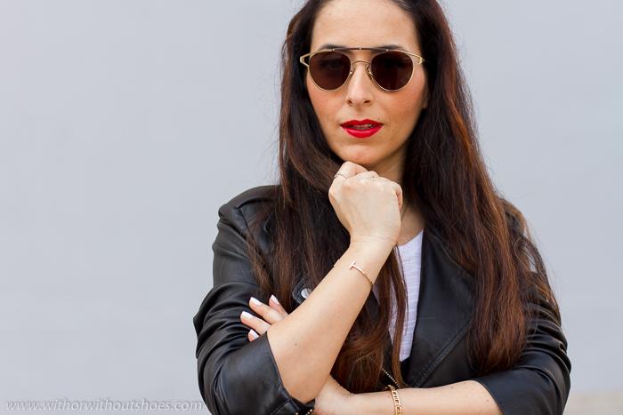 Influencer Moda Mujer Instagram con Looks_para_Embarazada+Gafas_de_Sol_Calidad+AMEYEWEAR