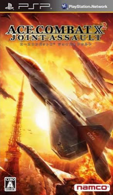 Game Ace Combat X2 – Joint Assault(Japan) Iso Ppsspp For Android