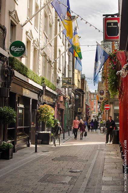 Viaje Dublin Irlanda