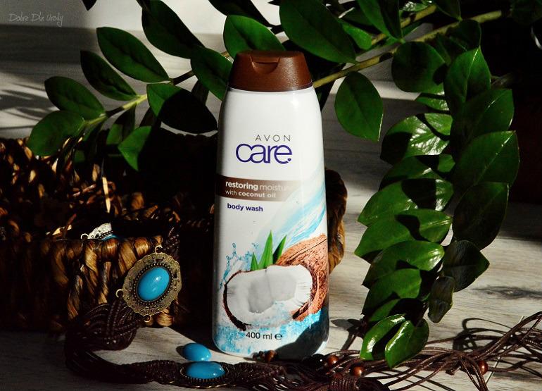 Avon Intensywnie Regenerujące Mleczko do mycia ciała z Olejkiem Kokosowym recenzja